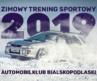 Zimowy trening sportowy 10.03.20019
