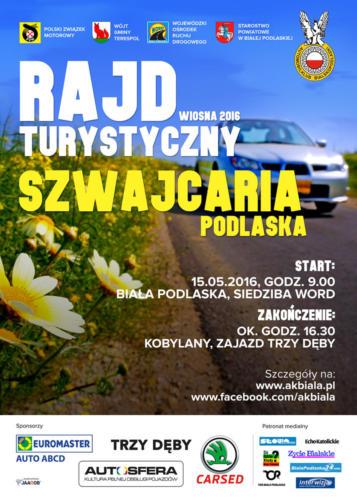 374 AKBP plakat RajdTurystyczny prev-4d