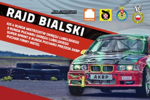 22-10-2017 Super Sprint - Rajd Bialski 2017