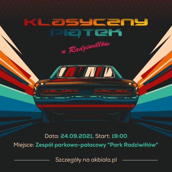 Design by Jaaqob | © Bialskie Klasyki Nocą 2021